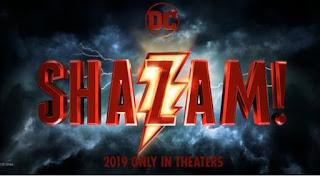 shazam: primer poster oficial