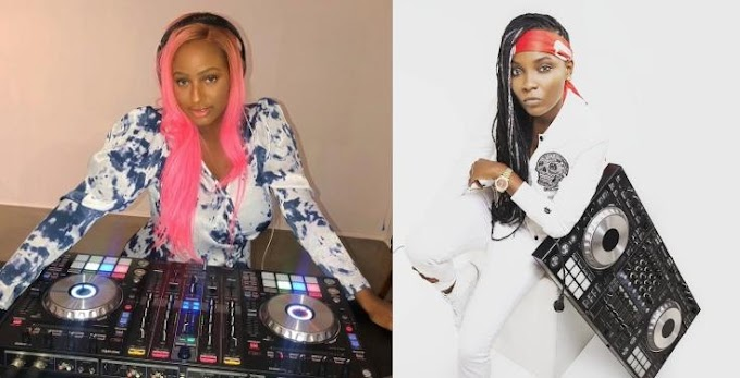 DJ Cuppy Reacts To Call For Pepsi To Dump Her For DJ Switch
