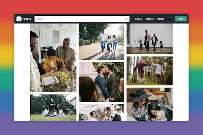 Pexels updates search algorithm to increase visibility for LGBTQ+ community