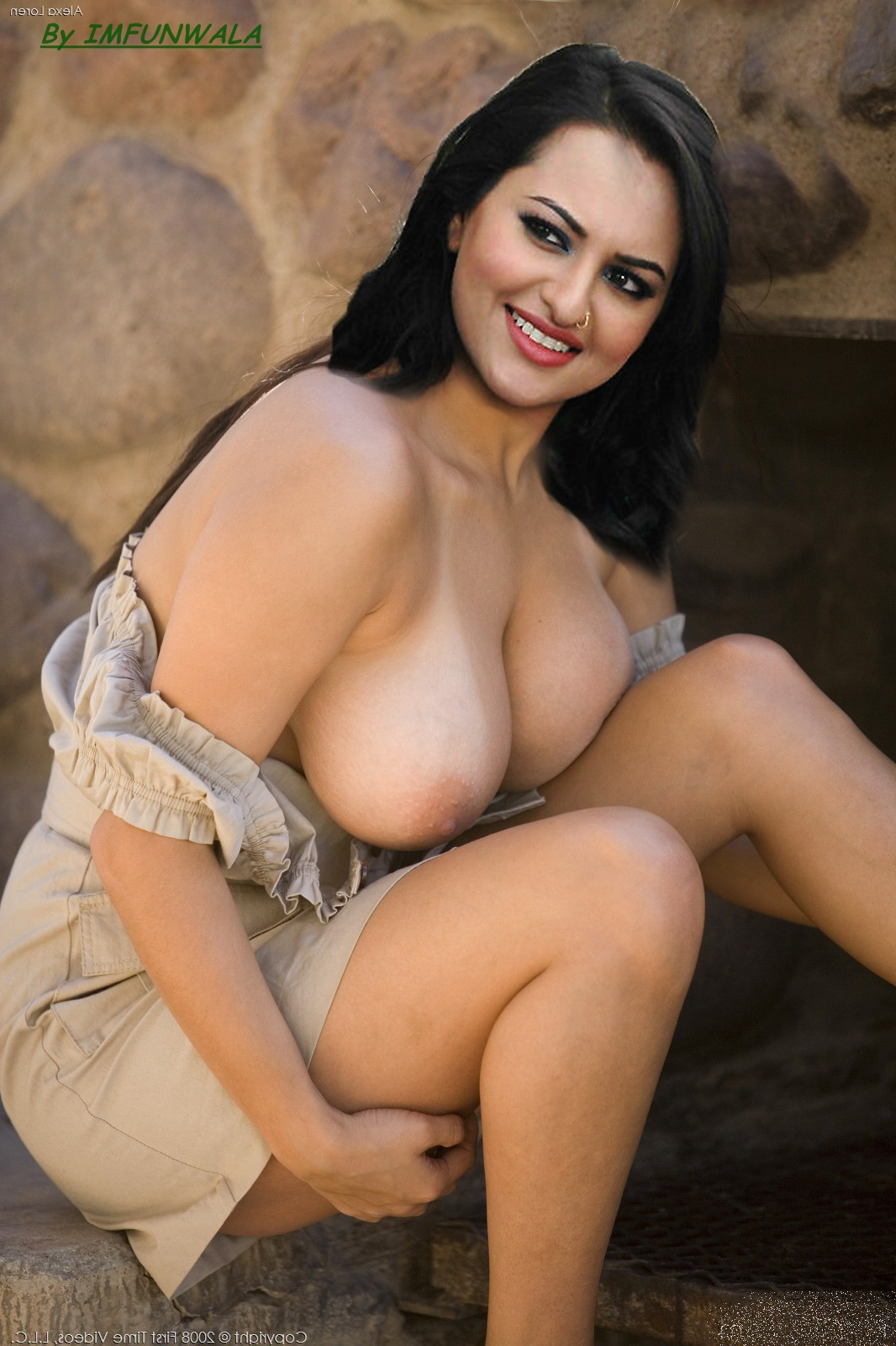 Indian Actress Nude Fake Pics
