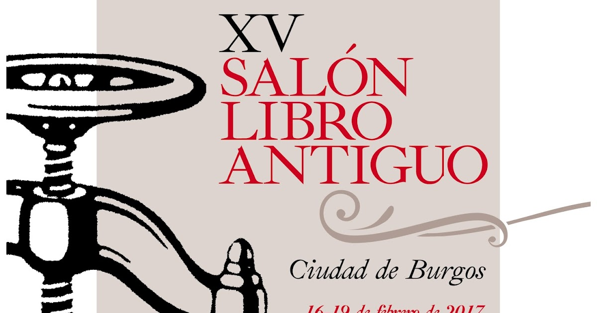 Uniliber com xv sal n del libro antiguo de burgos for 3 fifty eight salon