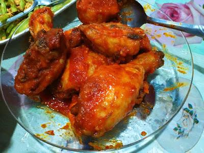 Resepi Ayam Sup Masak Sambal Gerenti Sedap