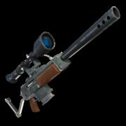 fortnite semi-auto sniper rifle