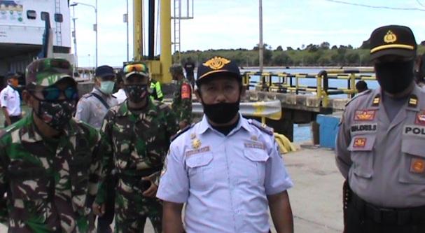 Pelabuhan Penyeberangan Feri Pamatata Selayar Kembali Operasi, Khusus Angkutan Logistik
