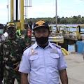 Pelabuhan Penyeberangan Feri Pamatata Selayar Kembali Operasi