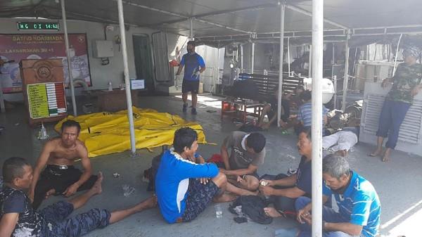 Kronologi Tenggelamnya Kapal Ojek di Teluk Jakarta yang Tewaskan 3 Orang