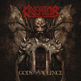 Kreator - Gods Of Violence (2017) - Album Download, Itunes Cover, Official Cover, Album CD Cover Art, Tracklist