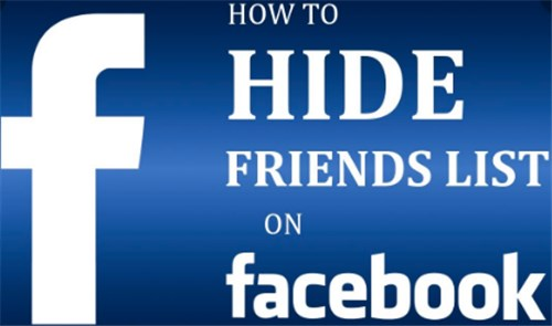 Hide Facebook Friends