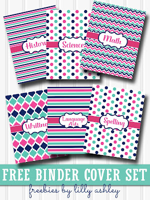 free binder covers free printables