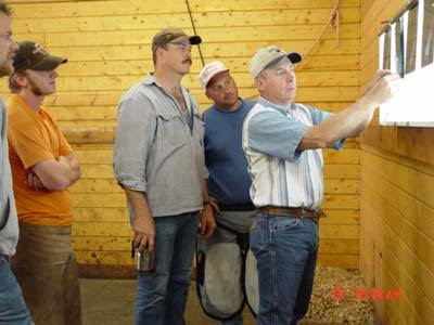 How to make it in a career as a farrier: Q&A with Mark Plumlee