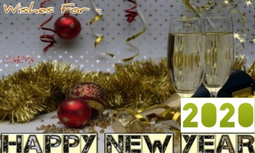 Happy New Year Quotes 2020, New Year Messages