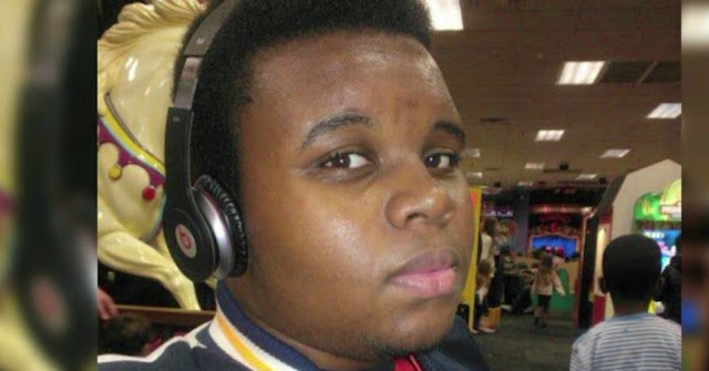 Michael Brown. Photo by AP