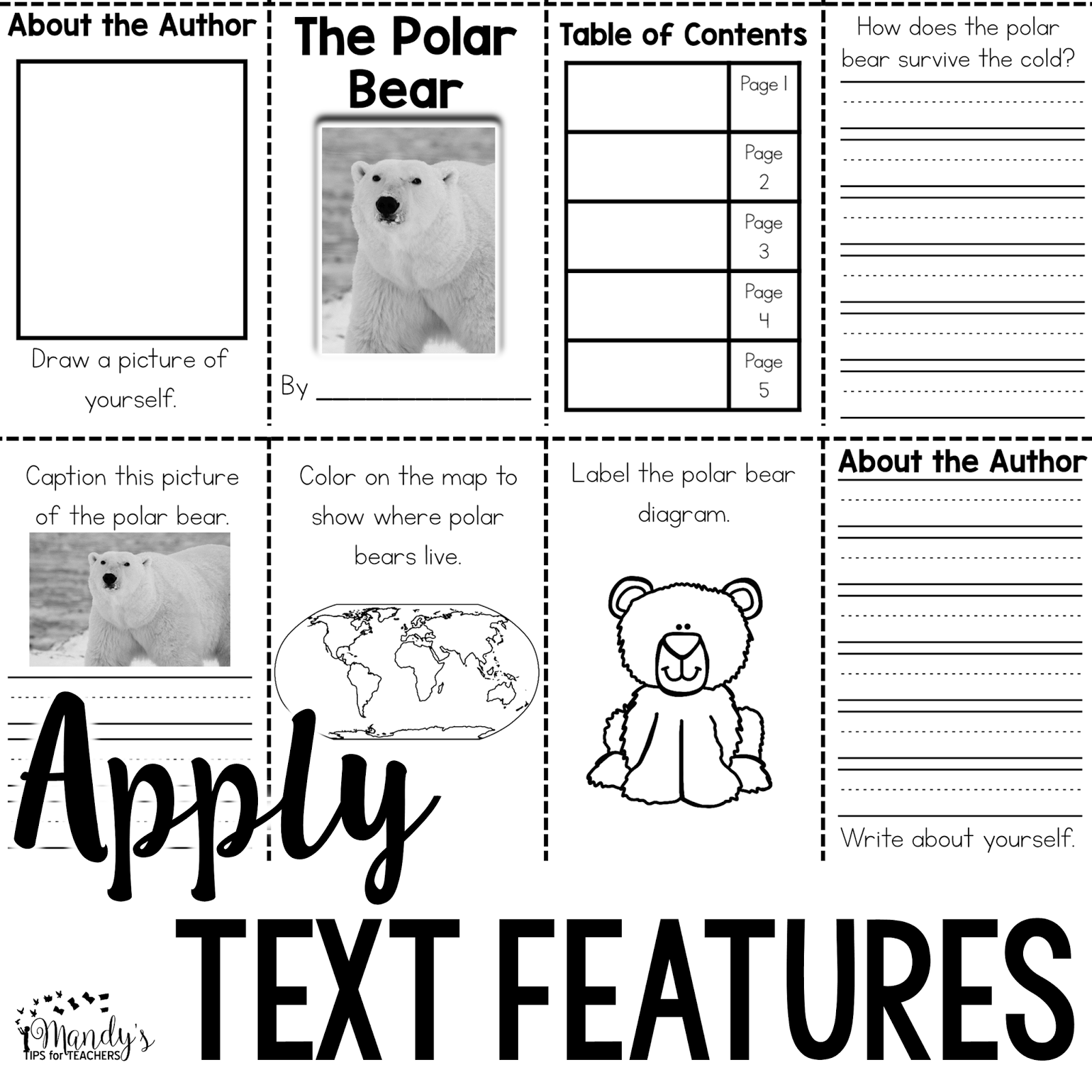 Nonfiction Reading Freebie Mandy S Tips For Teachers