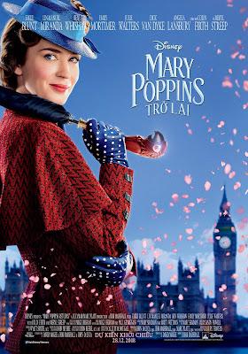Xem Phim Mary Poppins Trở Lại