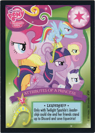 My Little Pony Leadership Series 2 Trading Card