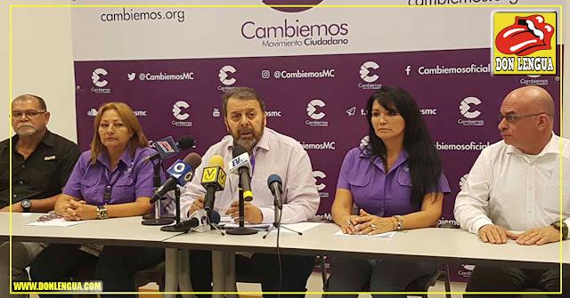 Timoteo Zambrano anuncia que harán un acuerdo con el PSUV para nombrar un nuevo CNE