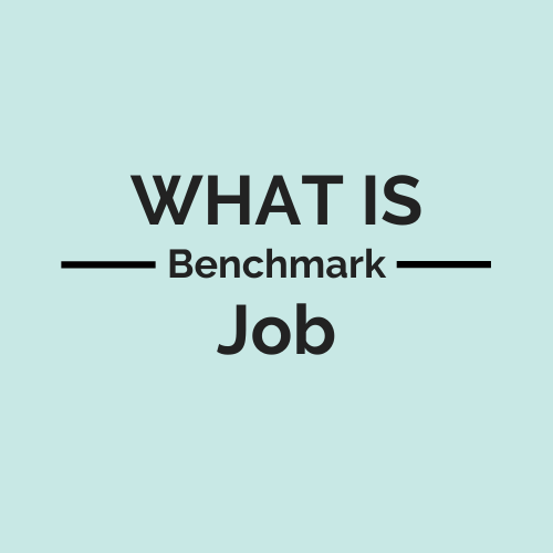 What is a Benchmark Job? Benchmark vs. Non-benchmark Jobs
