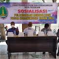 Disperindag Kota Pasuruan Gelar Sosialisasi Pelaksanaan Rehabilitasi Pasar Karang Ketug Tahun 2021