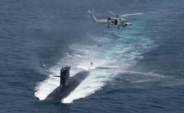 La Importancia para Chile de participar en el DESI  segun su Comandante de la Fuerza de Submarinos