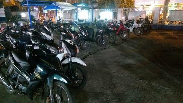 Thuê xe máy quận Thanh Khê Đà Nẵng