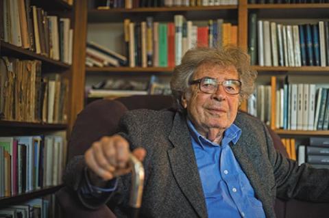 Konrád György-archívum nyílik a Berlini Művészeti Akadémián