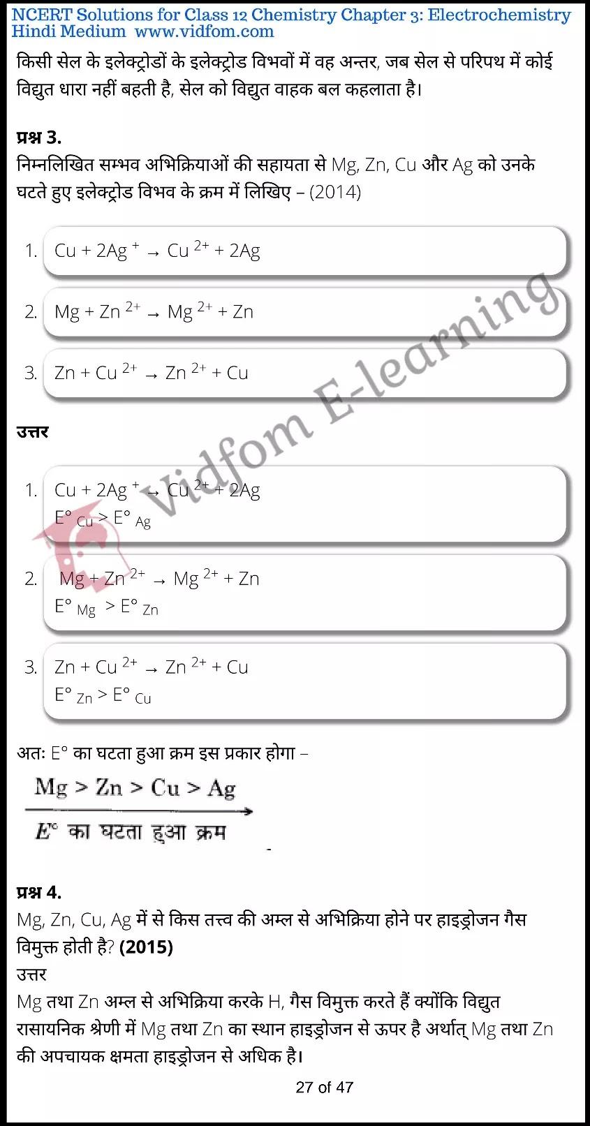 class 12 chemistry chapter 3 light hindi medium 27
