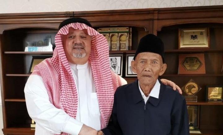 Raja Salman Berangkatkan Kakek 94 Tahun Asal Indonesia Gara-gara Video