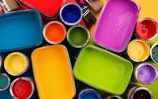 صور الوان للتصميم 2017 صور ملونه للتصميم 2017 صور علبه الوان للتصميم 2017 Colorful_oil_paints_Opened_paint_bucket.jpg