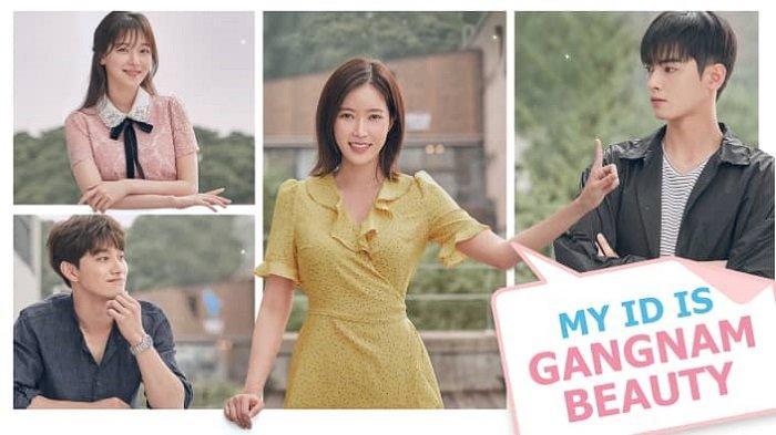 Drama Korea My ID is Gangnam Beauty