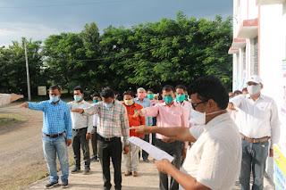अंतर्राष्ट्रीय हाथ धुलाई दिवस का कार्यक्रम बहादरपुर में संपन्न
