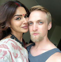 Aashka Goradia husband