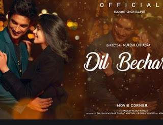 Dil Bechara Download 2020 Leaked By HindiHDMovies.Co