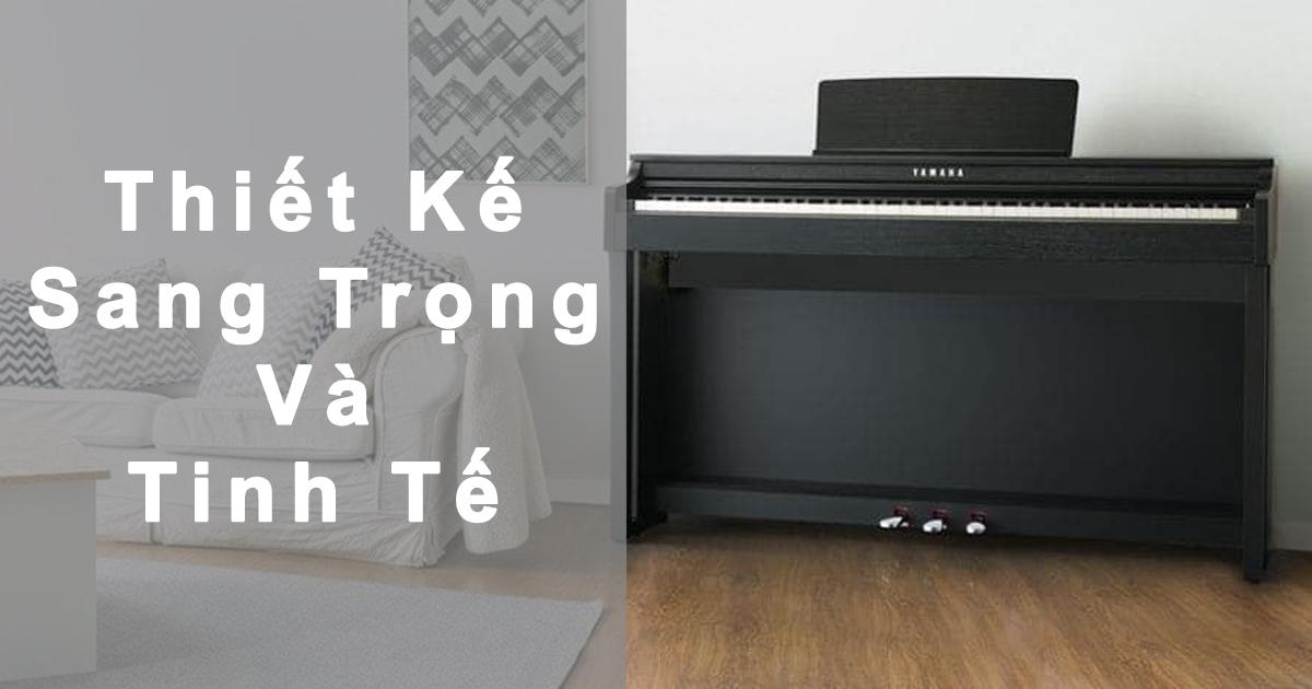 Những lý do bạn nên mua đàn piano điện Yamaha