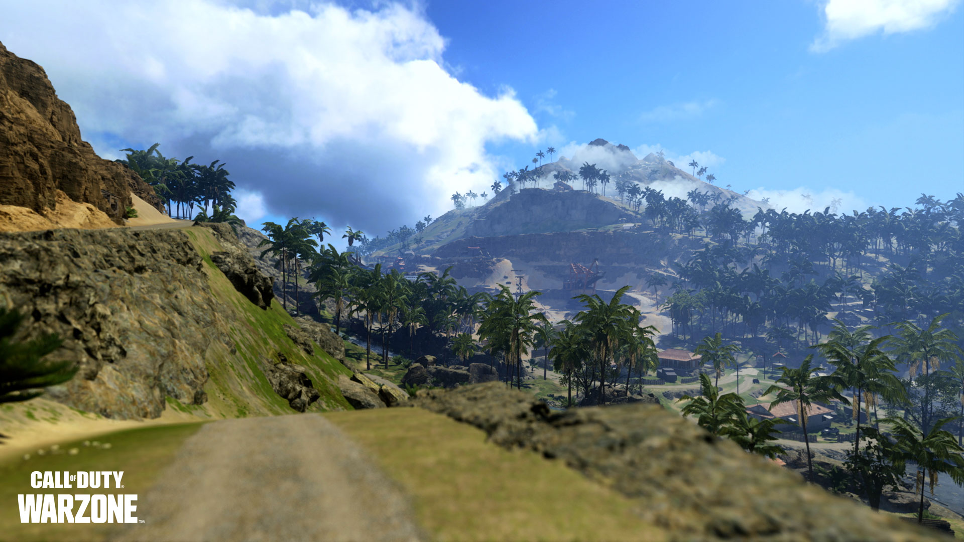 Everything about the new Pacific map in CoD Warzone - release, pictures & size