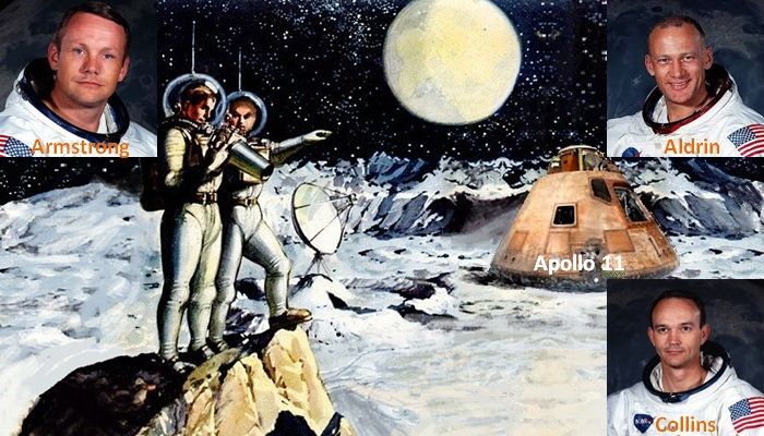 Lo sbarco dell'uomo sulla Luna