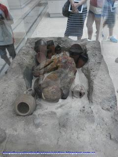Hombre de LIndow en el British Museum