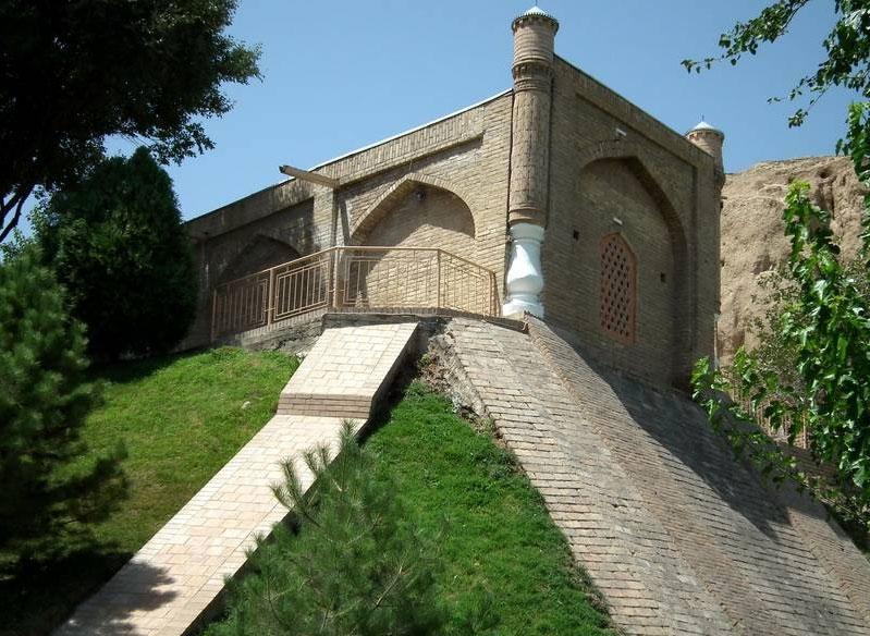 Mausoleum of Khoja Doniyor