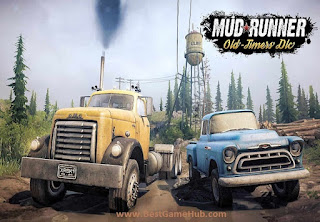 Mudrunner Old Timers PC Game Full Version Free Download