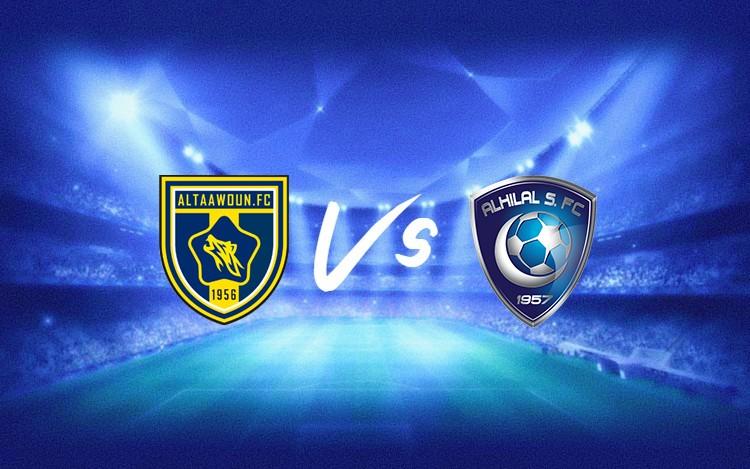 نتيجة مباراة الهلال والتعاون اليوم 20-08-2021 في الدوري السعودي