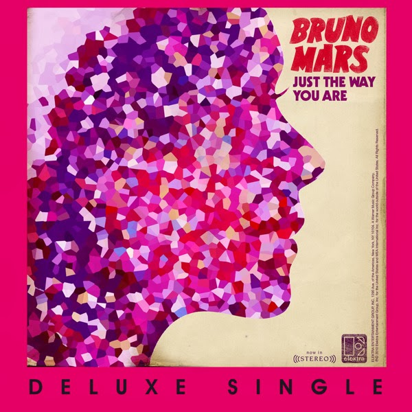 Bruno Mars - Just the Way You Are - Deluxe Single  Cover