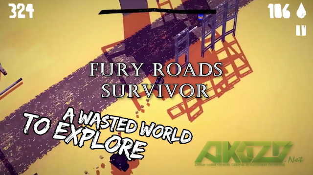 Fury Roads Survivor Mod Apk Terbaru (Lot of Money)