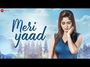 मेरी याद - Meri Yaad - Ananya Mukherjee - 2019