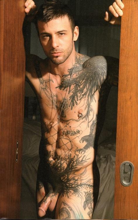 Nick hawk playgirl nude