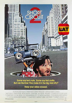 Short Circuit 2 [1988] [DVD] [R4] [PAL] [Latino]