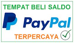 Tempat Beli Saldo PayPal terpercaya