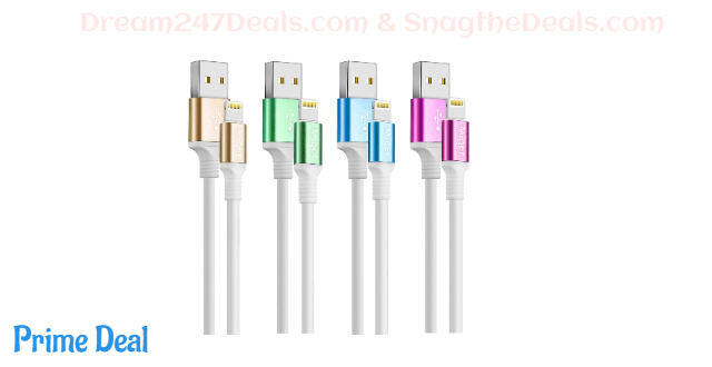 50% off iPhone Fast Charging cable