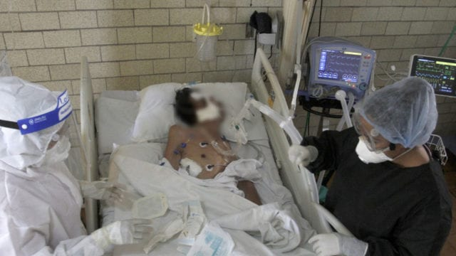 México suma 96 mil 430 muertes por coronavirus (video)