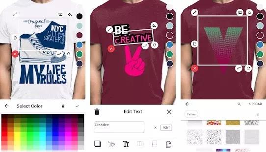 4 Aplikasi Desain Baju Gratis Terbaik Android Brankaspedia Blog Tutorial Dan Tips