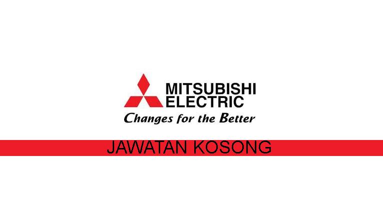 Kekosongan terkini di Mitsubishi Electric