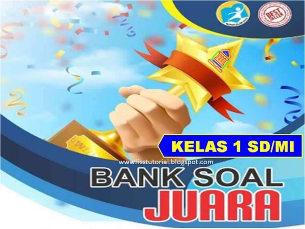 Bank Soal Tematik PH, PTS Dan PAS Kelas 1 SD/MI Semester 1 Kurikulum 2013